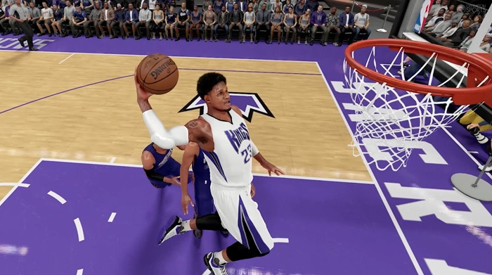 NBA 2K16 screenshot Ben McLemore