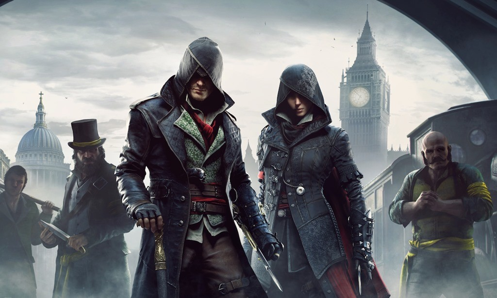 Assassins Creed Syndicate Evie Frye Jacob Frye Wallpaper X on xbox one unity announcement