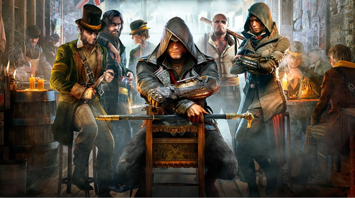 Assassin's Creed Syndicate wallpaper characters