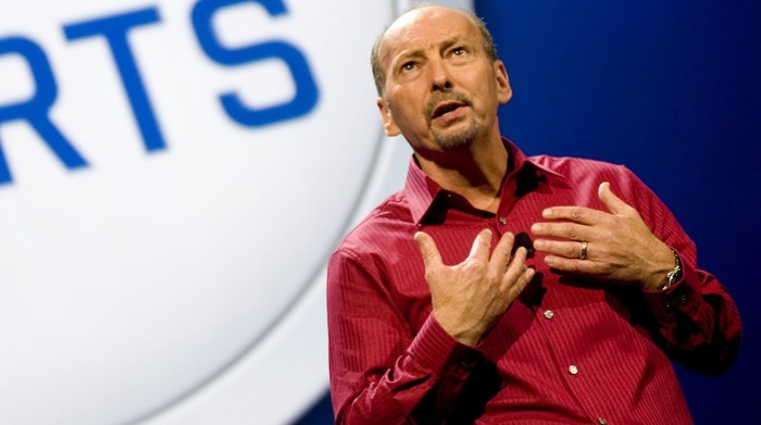 EA Peter Moore Diversity in Gaming