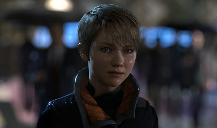 Detroit Become Human screenshot