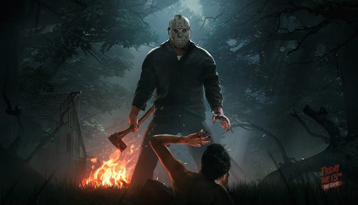 Friday the 13th: The Game Jason Voorhees concept art