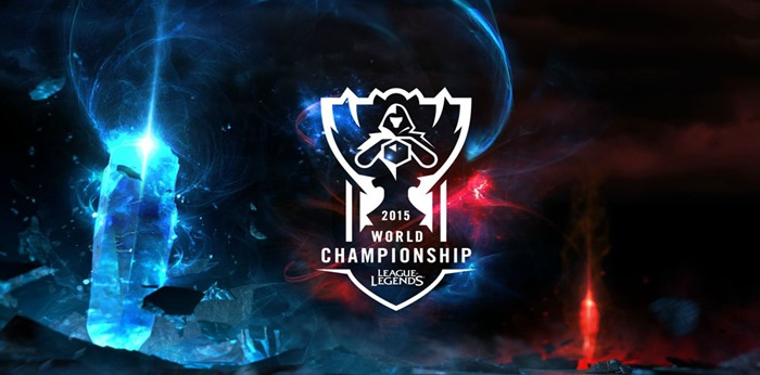 League of Legends World Championship 2015 wallpaper