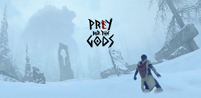 Prey for the Gods game wallpaper