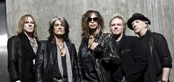 Rock Band 4 Aerosmith DLC