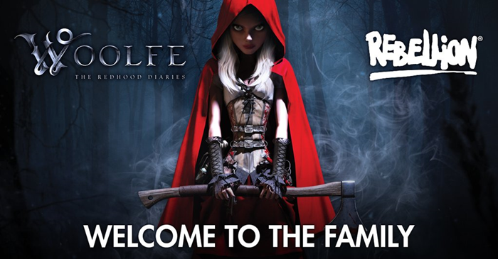 Woolfe IP Purchased by Rebellion