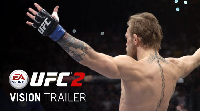 EA Sports UFC 2 Announced for PC PS4 Xbox One