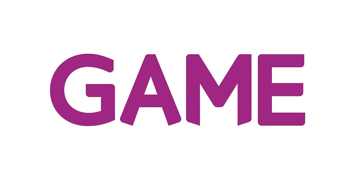 GAME UK retailer logo