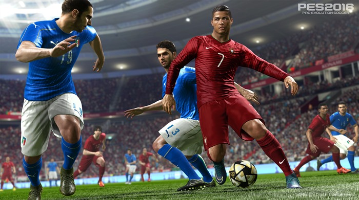 PES 2016 data pack 2 screenshot