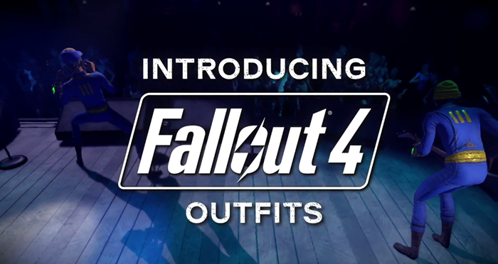 Rock Band 4 Fallout 4 DLC outfits