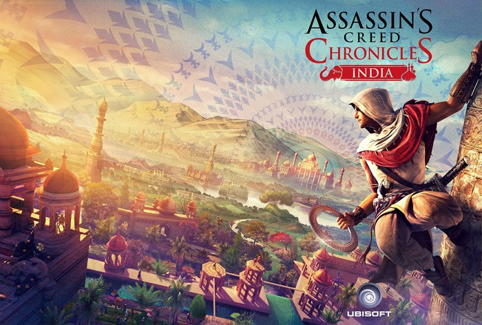 Assassin's Creed Chronicles India and Russia launching 2016