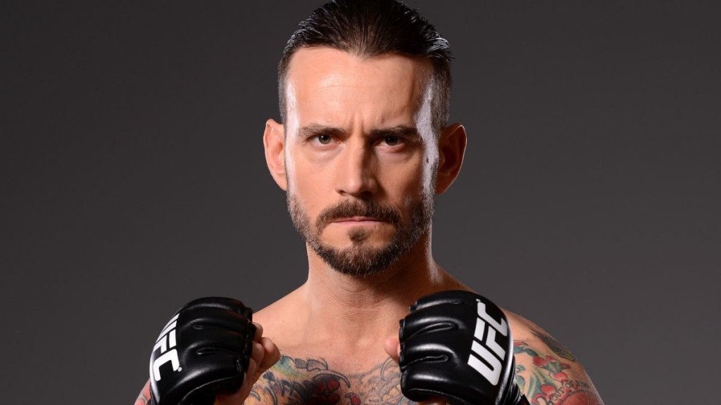 EA Sports UFC 2 CM Punk playable character confirmed