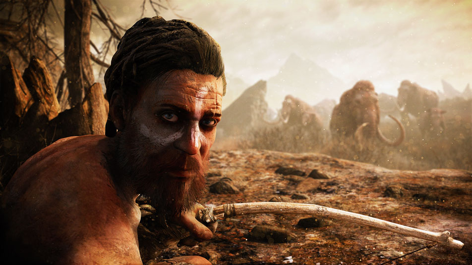 Far Cry Primal character screenshot