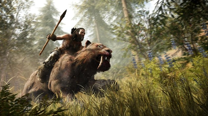 Far Cry Primal gameplay trailer debut
