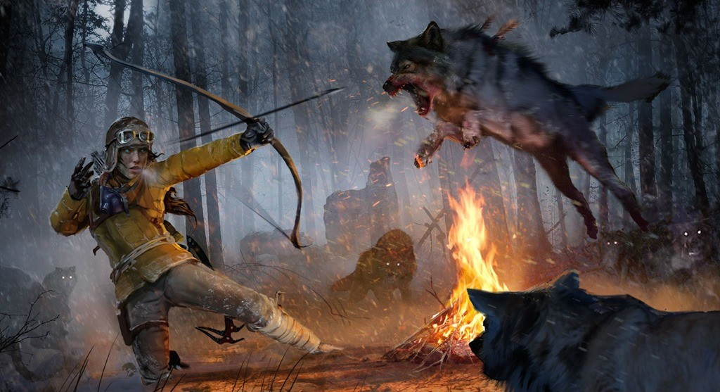 Rise of the Tomb Raider Endurance Mode DLC released