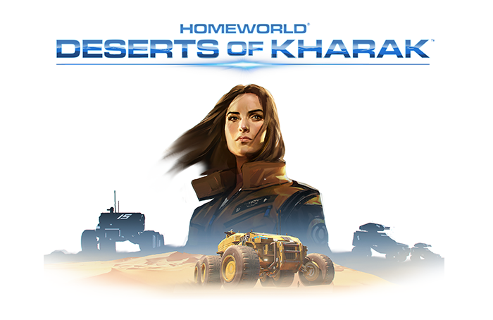 Homeworld: Deserts of Kharak story trailer