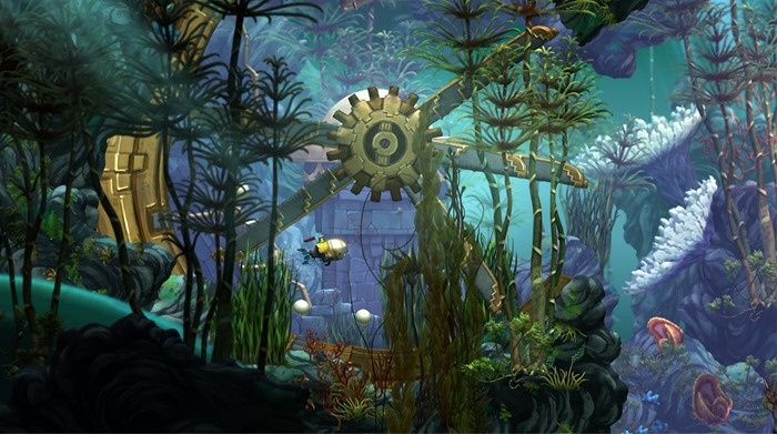 Insomniac Games announces Song of the Deep for PC PS4 and Xbox One