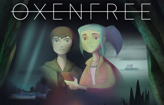 Oxenfree game wallpaper