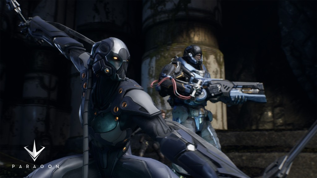 Paragon character screenshot Epic Games