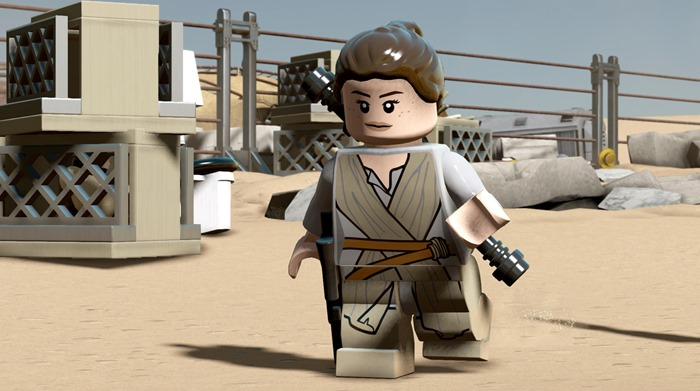LEGO Star Wars The Force Awakens screenshot