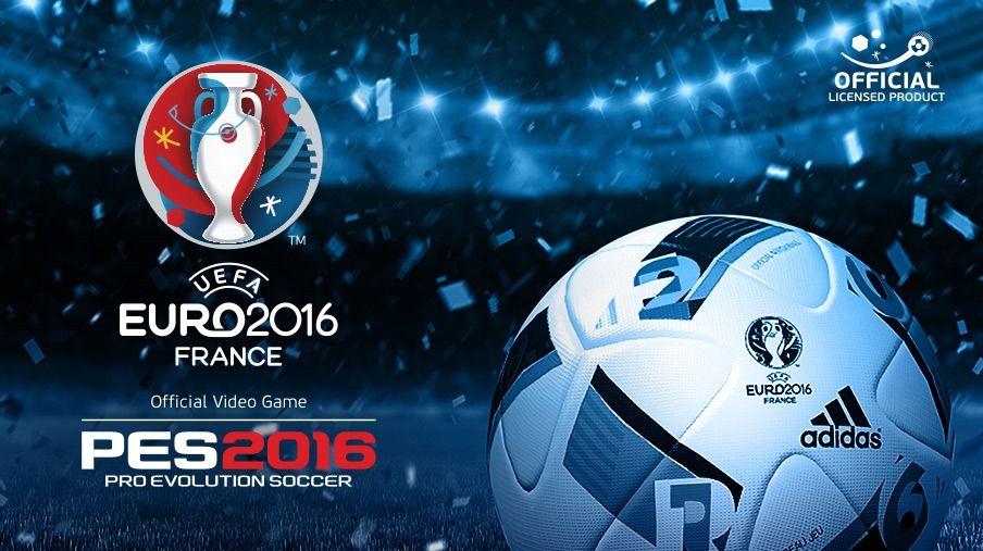 pes 2016 39 s euro 2016 dlc coming march 24 j station x. Black Bedroom Furniture Sets. Home Design Ideas
