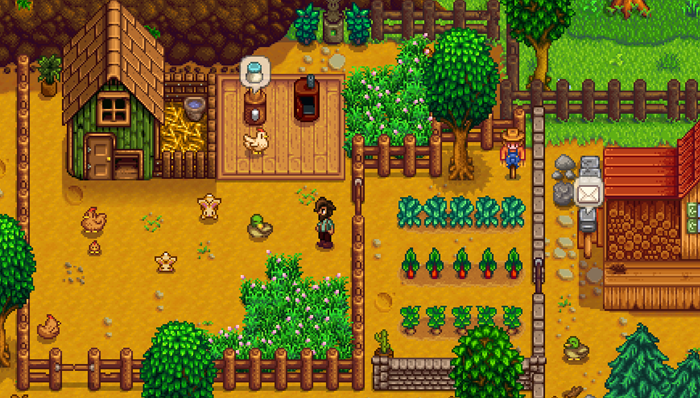 Stardew Valley release date announced