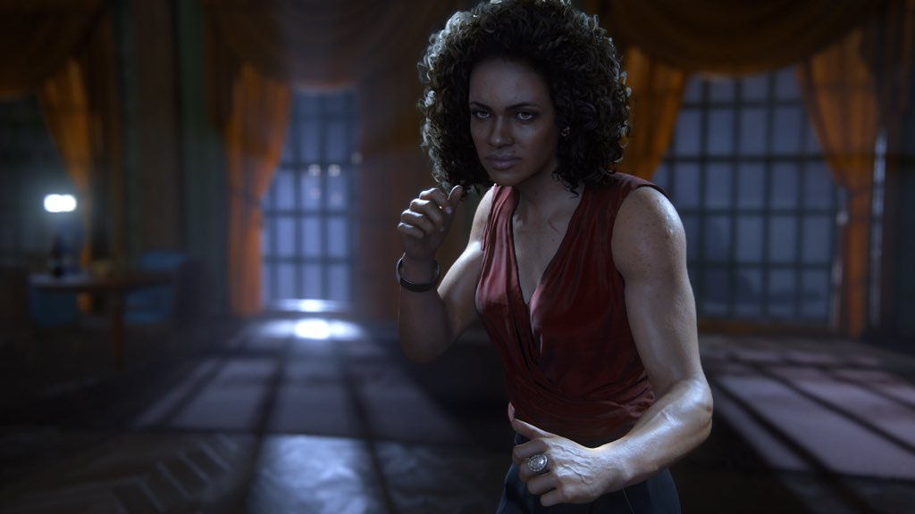 Uncharted 4 Nadine Ross Racial Casting Controversy