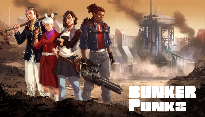 Bunker Punks released on Steam Early Access