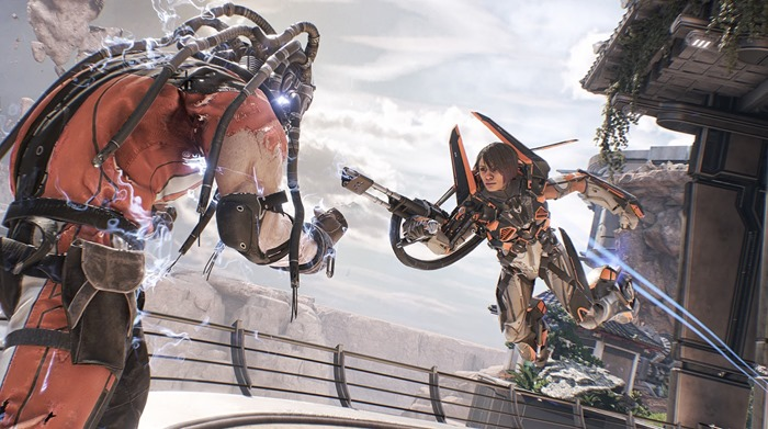 LawBreakers gets a new look screenshot