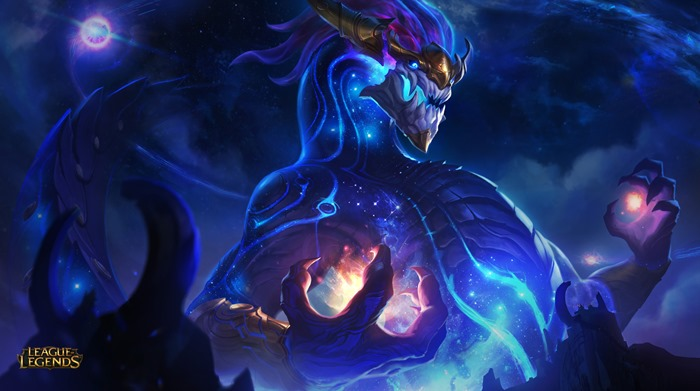 League of Legends Aurelion Sol wallpaper