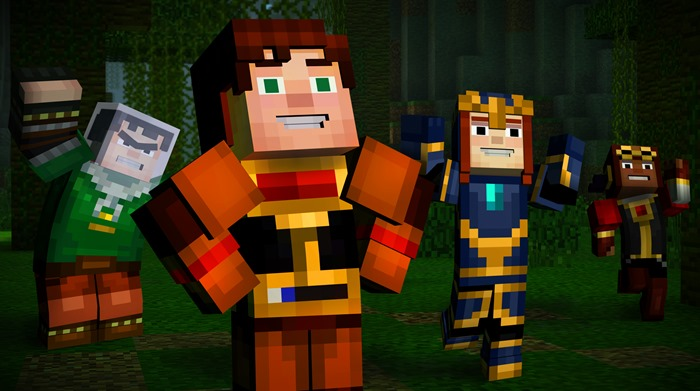 Minecraft Story Mode getting three post season episodes