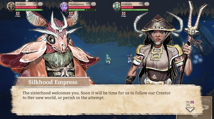 Moon Hunters released on Steam