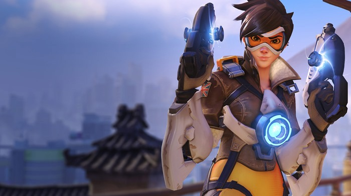 Overwatch Tracer victory pose controversy