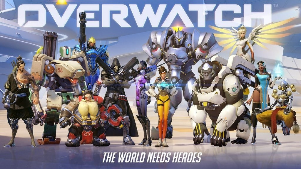 Overwatch release date open beta announced