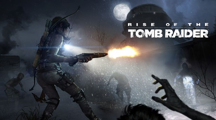 Rise of the Tomb Raider Cold Darkness Awakened DLC release date
