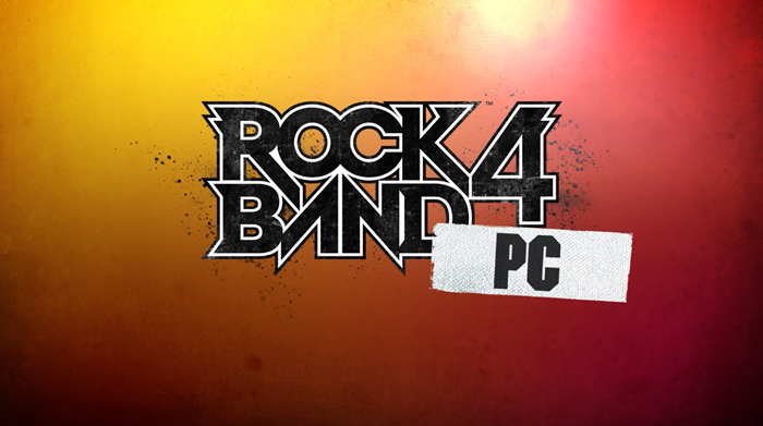 Rock Band 4 PC crowdfunding campaign launched