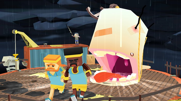 Stikbold coming to PC, PS4 and Xbox One in April