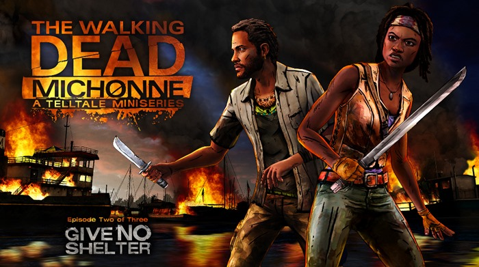 The Walking Dead Michonne episode 2 release date