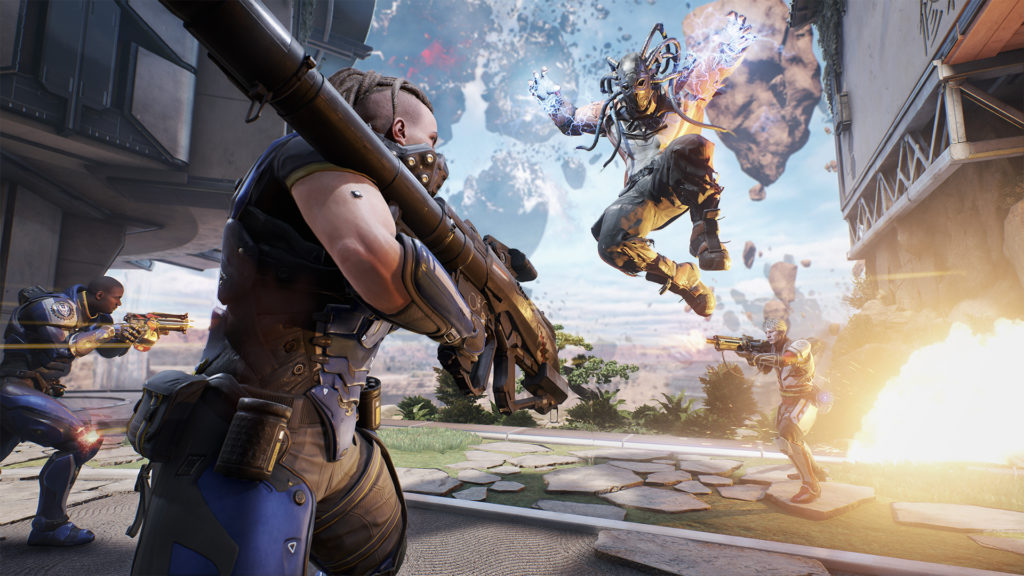 LawBreakers alpha sign-ups begin, new gameplay trailer released