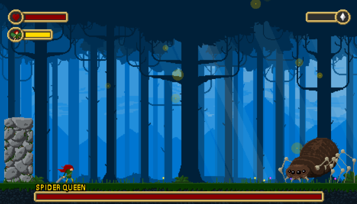 Shapeshifting Action Game 'Mable & The Wood' Successfully Crowdfunded