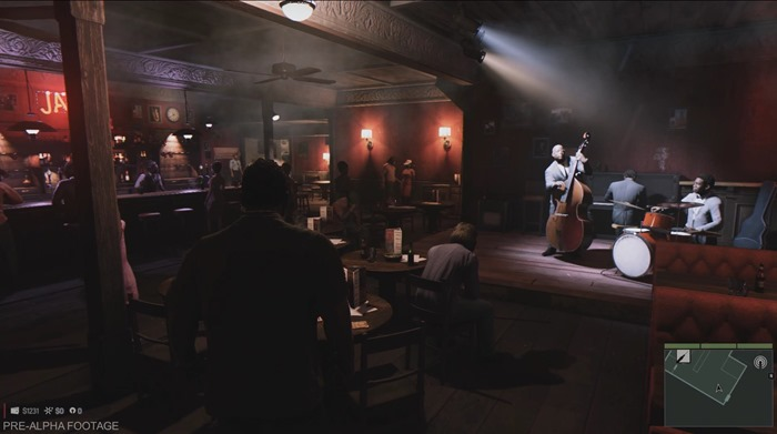 Mafia 3 screenshot jazz band