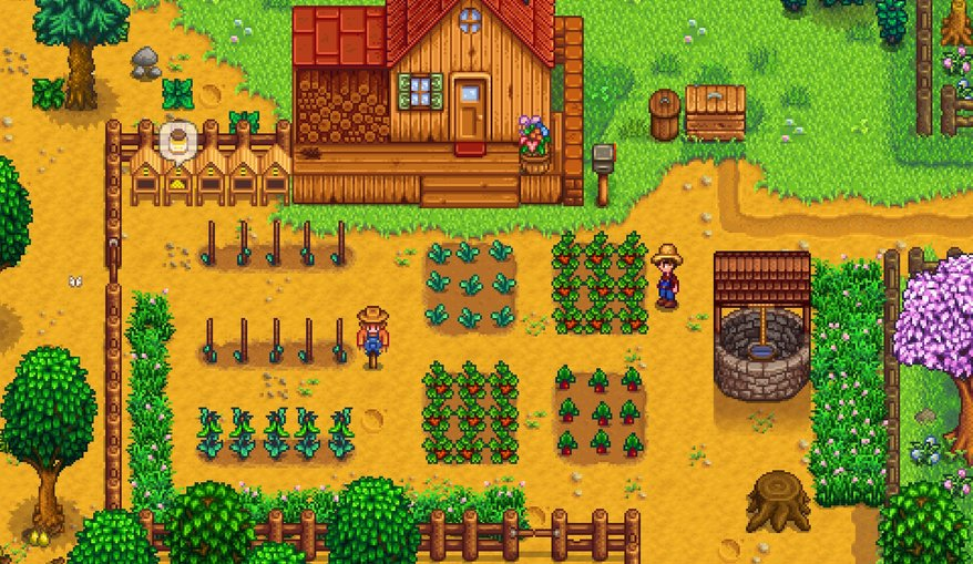 Stardew Valley could come to consoles