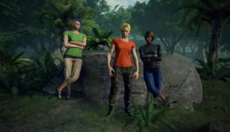 The Culling's First Major Update Adds Playable Female Characters
