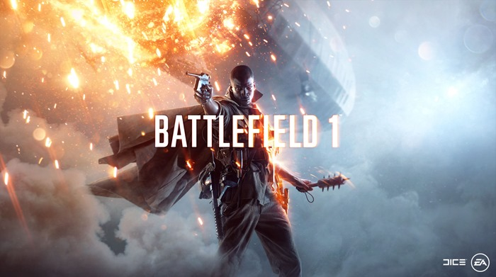 Battlefield 1 announced for PC, PS4, Xbox One
