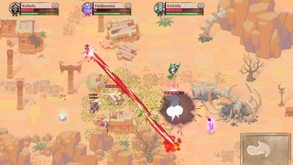 Moon Hunters PS4 release date