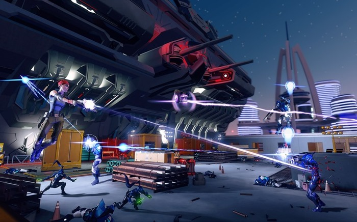 Agents of Mayhem screenshot