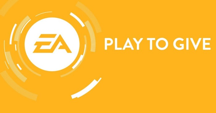 EA donating $1 million to charity with Play To Give