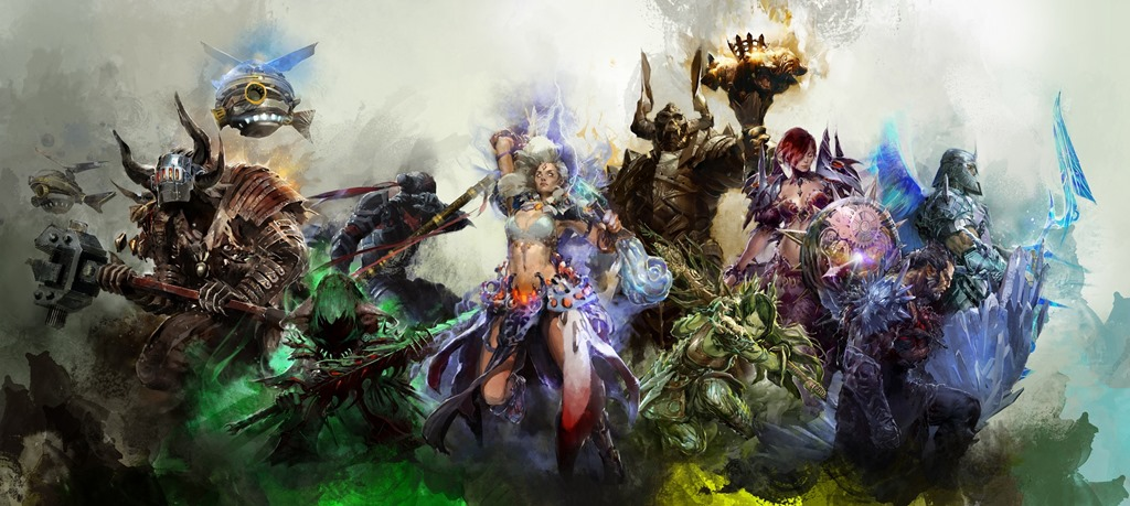 Guild Wars 2 Hosting 'Pride March Tyria' to Celebrate ...