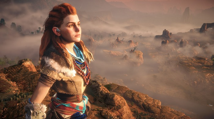 Horizon Zero Dawn screenshot Aloy