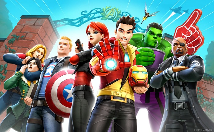 Marvel Avengers Academy adds gay superhero